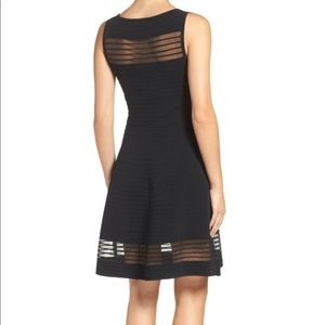 French Connection NWT Tobey Crepe Knit Dress